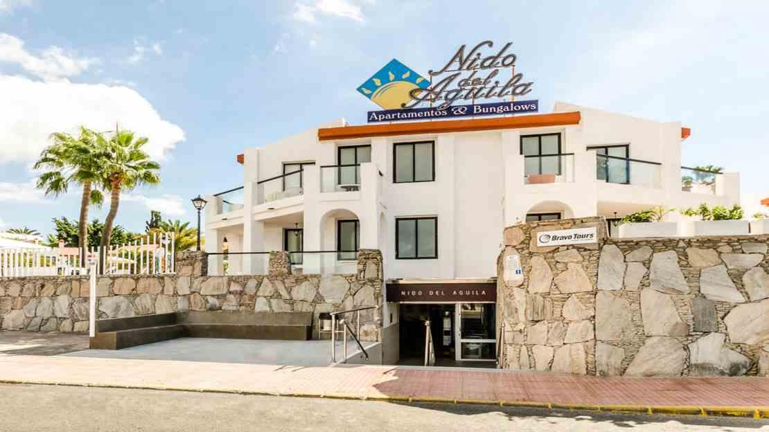 Nido del Aguila Apartments - Gran Canaria