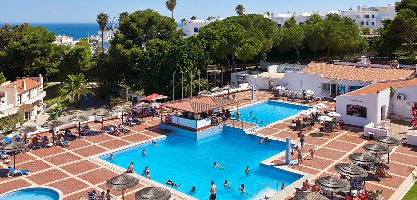 Albufeira Jardim Apartments - Algarve, Portugal