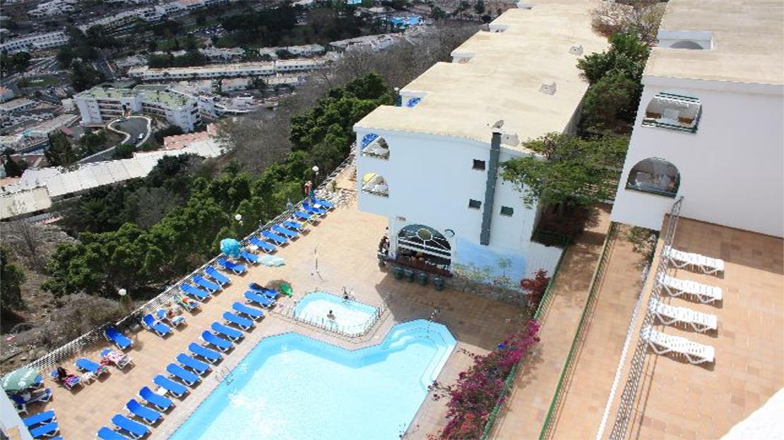 Swimming Pool at Colina Mar - Puerto Rico