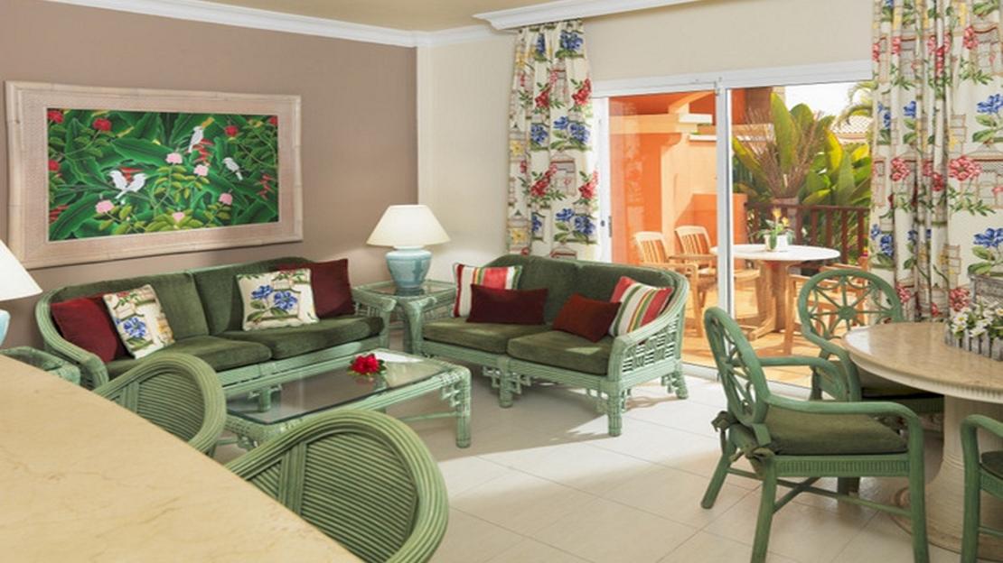 Suite Garden View