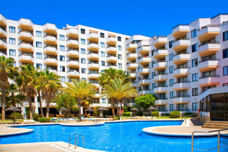 TRH Jardin del Mar Aparthotel in Santa Ponsa - Majorca