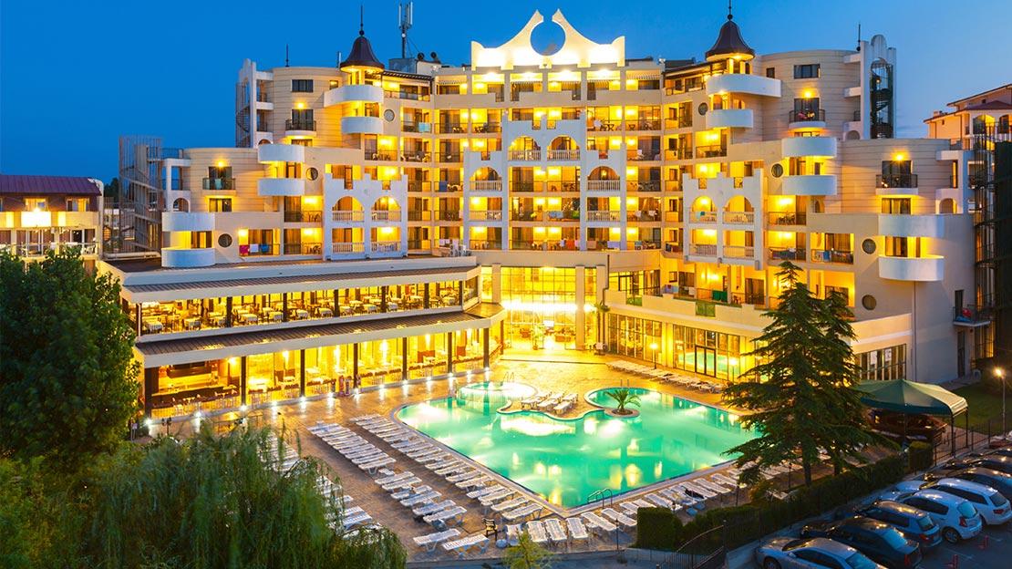 Imperial Hotel in Sunny Beach - Bulgaria