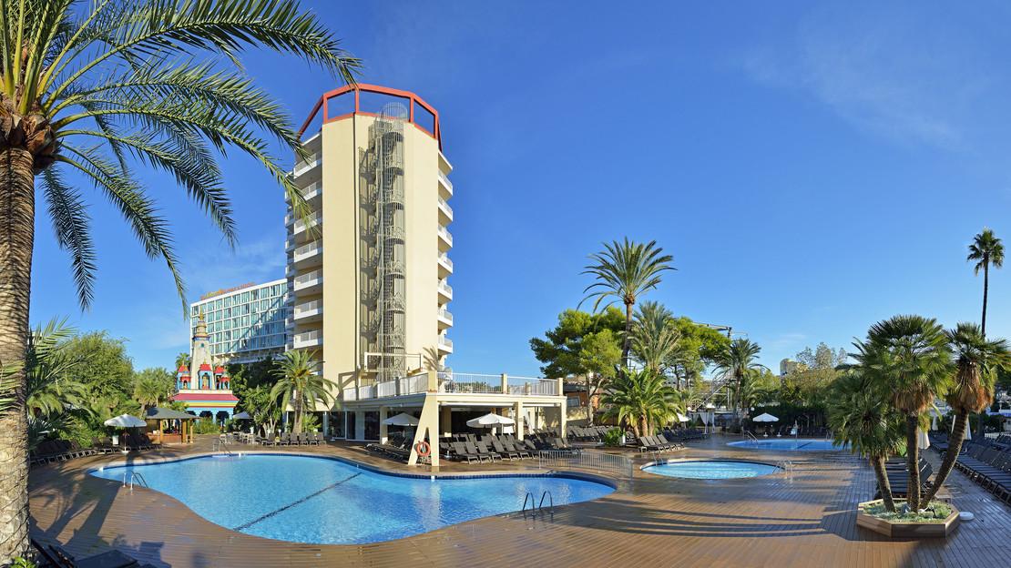 Sol Katmandu Park and Resort - Magaluf, Majorca