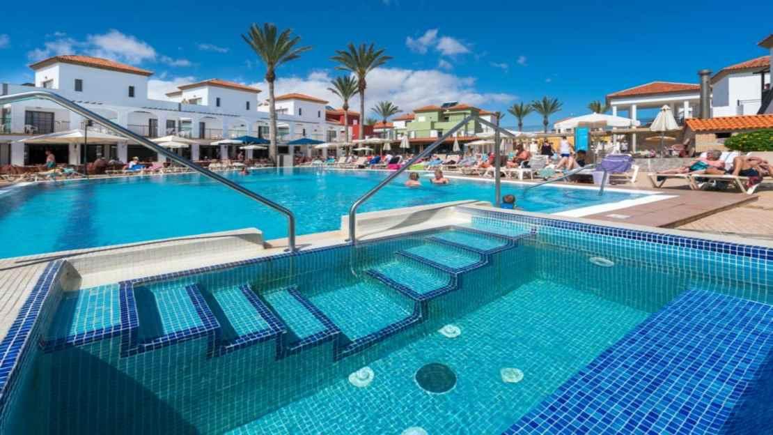 Broncemar Beach Aparthotel - Fuerteventura