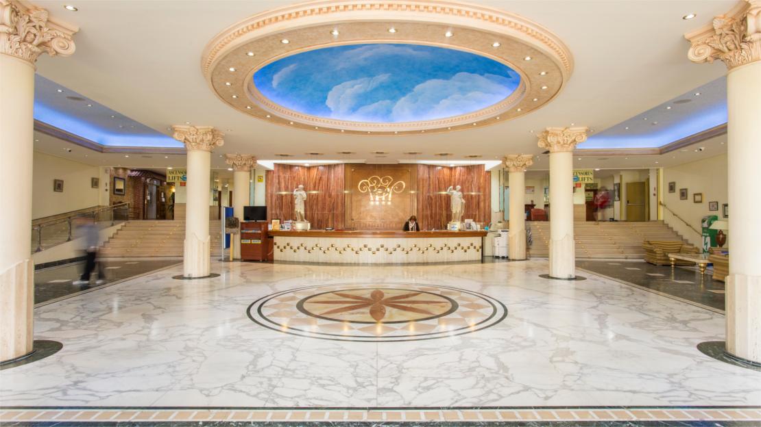 Palm Beach Hotel Benidorm - Costa Blanca