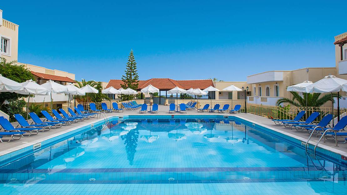 Alexander House Hotel - Crete