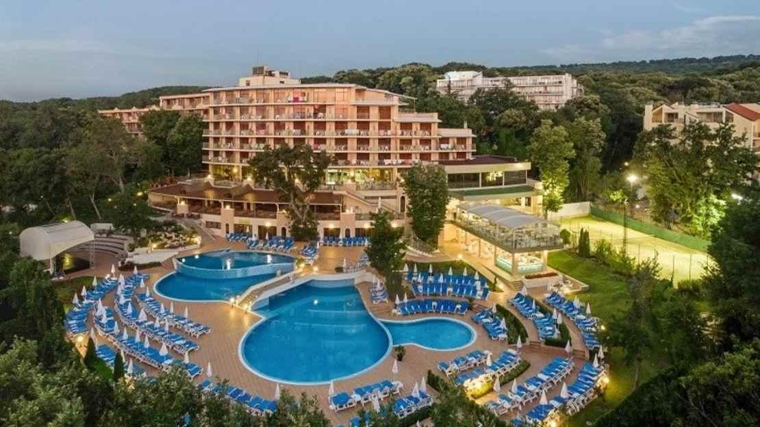 Kristal Hotel - Golden Sands, Bulgaria