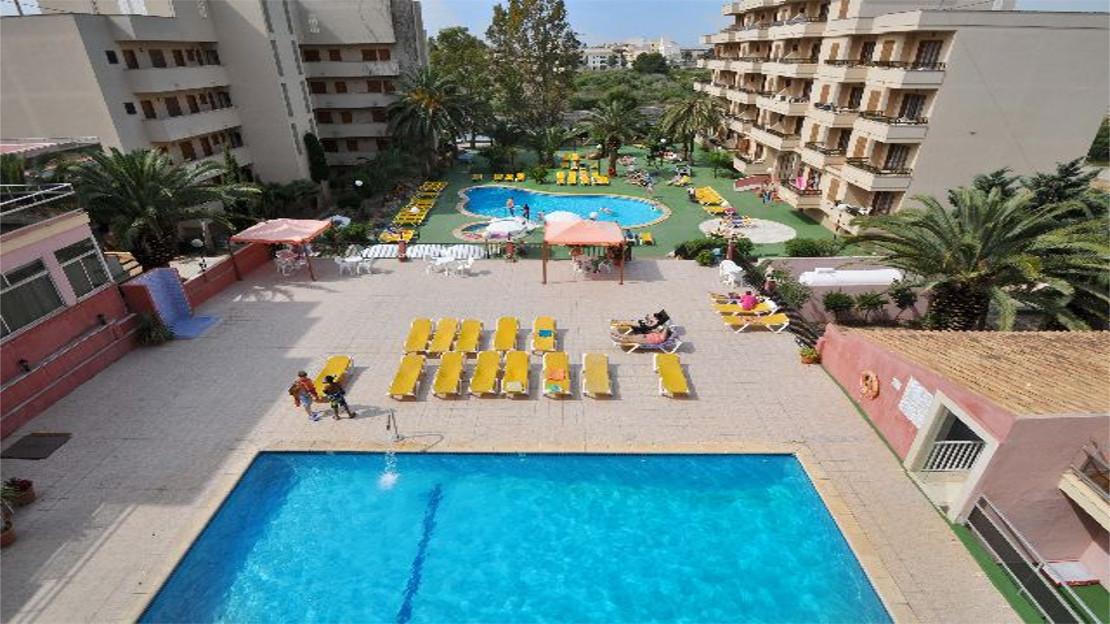 Playamar Hotel and Apartments - S'illot, Majorca