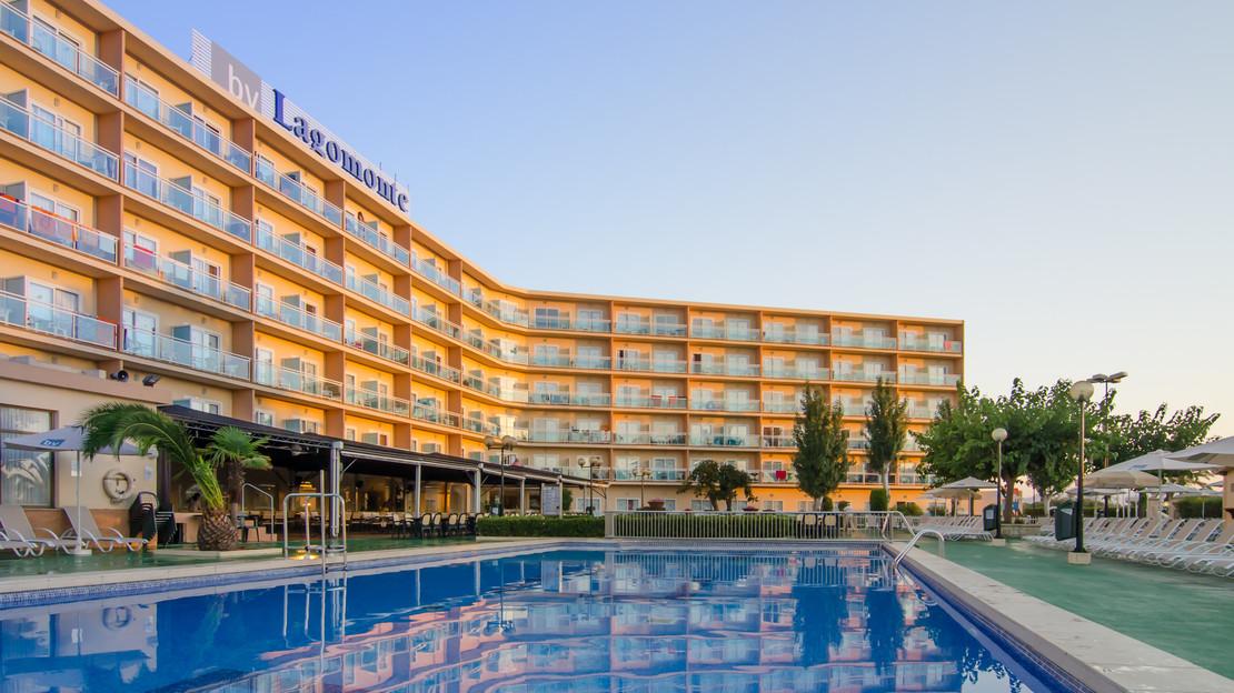 The BelleVue Lagomonte Hotel - Alcudia, Majorca