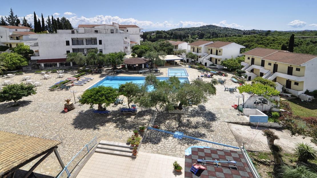 Telemachos Hotel - Corfu