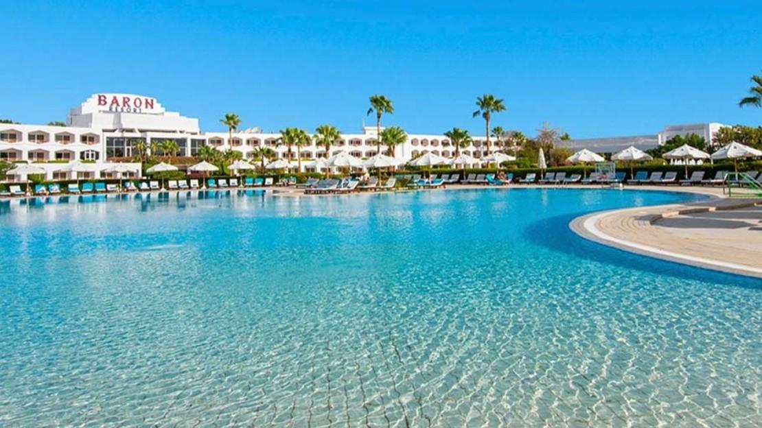 Baron Resort Sharm El Sheikh - Egypt