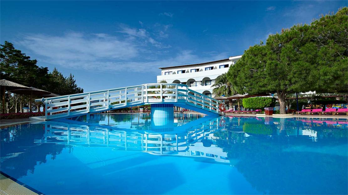 Sunrise Hotel - Rhodes