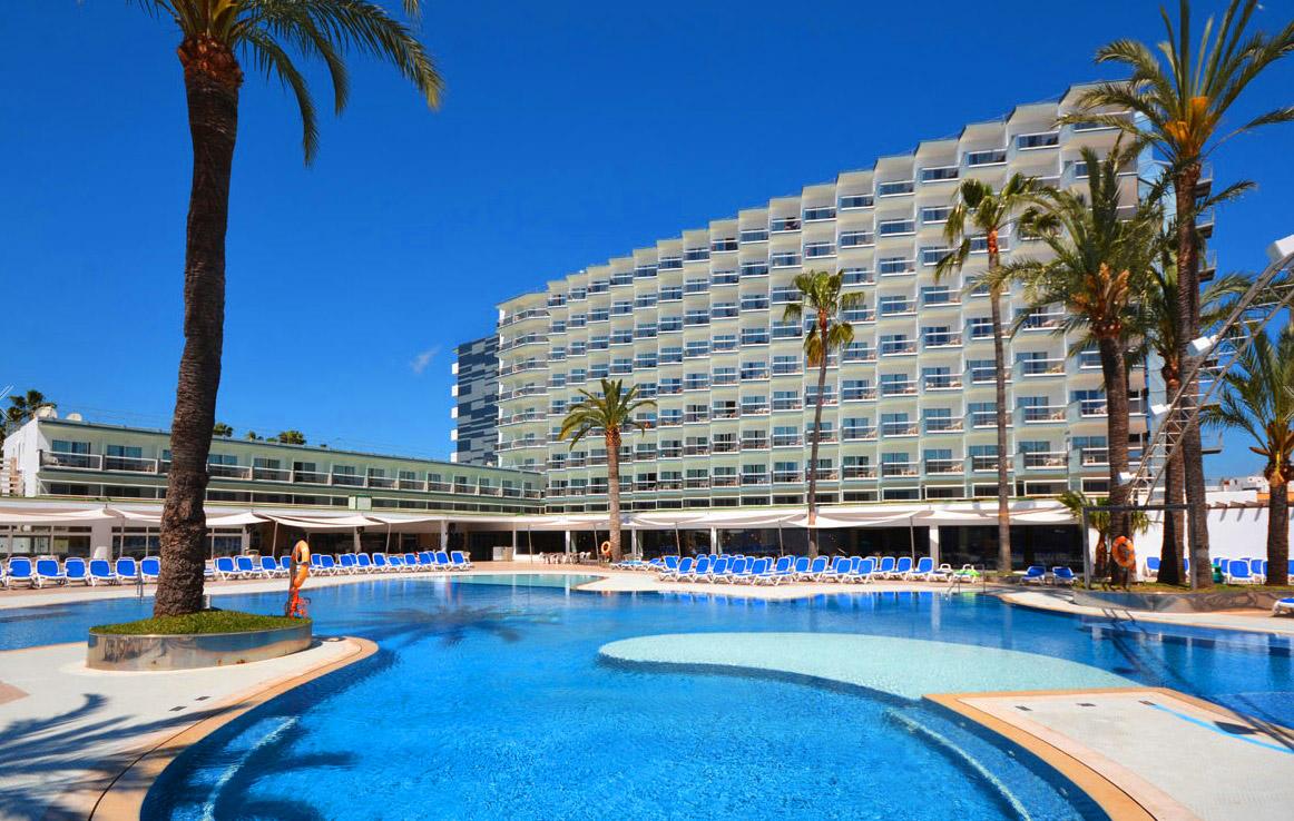 Samos Hotel in Magaluf - Majorca