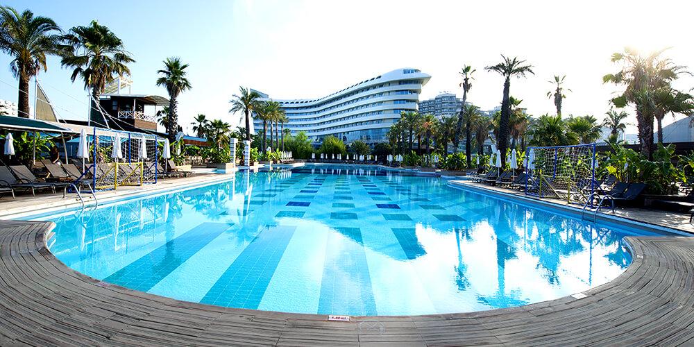Concorde de Luxe Resort Hotel - Turkey