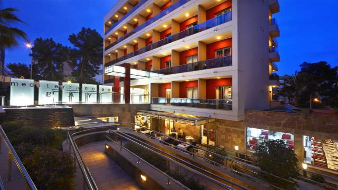 Mediterranean Bay Adult Only Hotel - Majorca