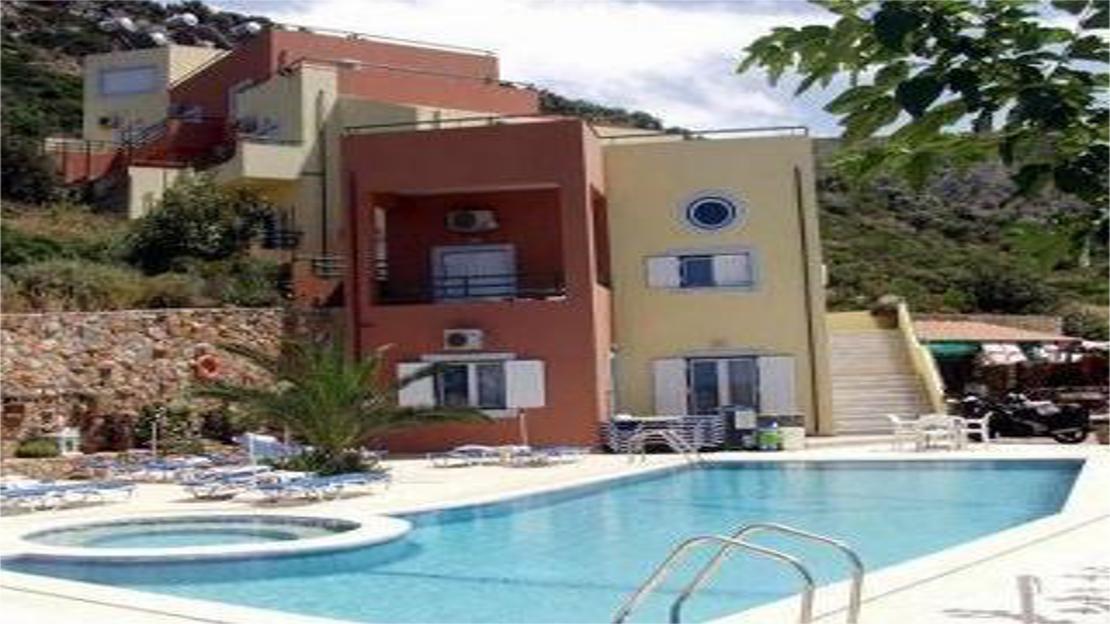 Mary Sofi Apartments