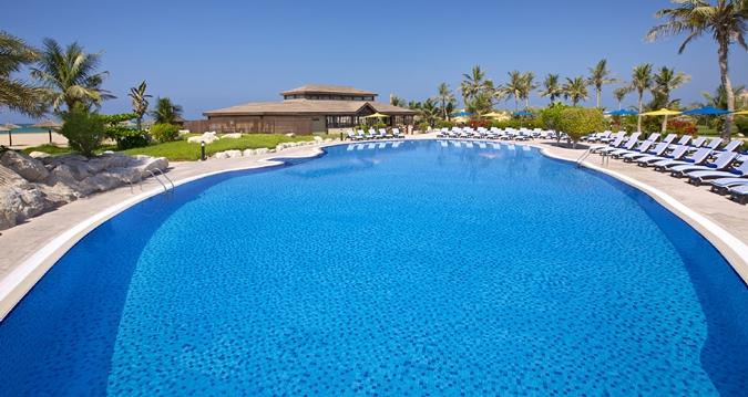 Hilton Al Hamra Beach and Golf Resort - Ras Al Khaimah