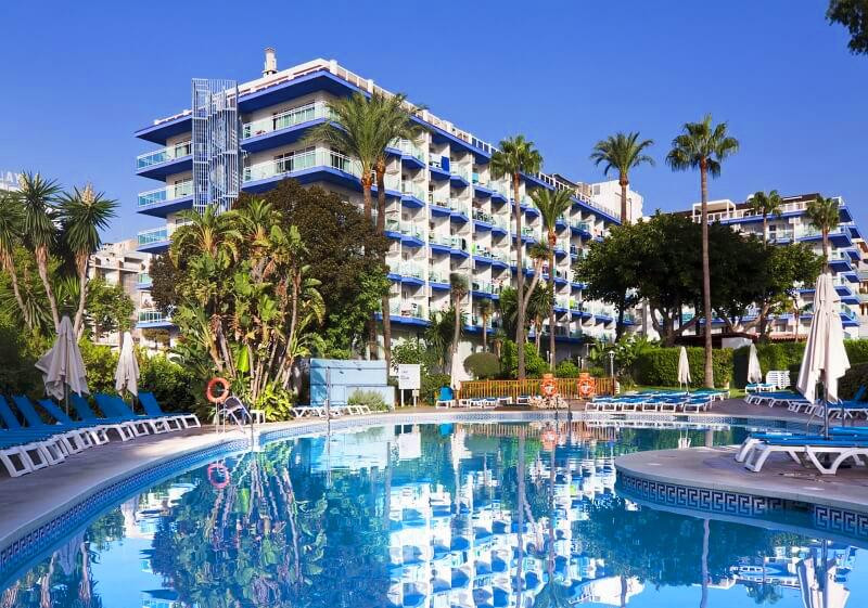 Hotel Palmasol - Costa Del Sol