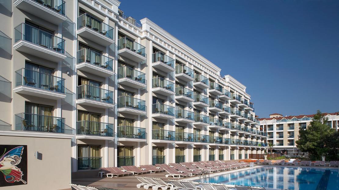 Emre Emre Beach Hotel Marmaris