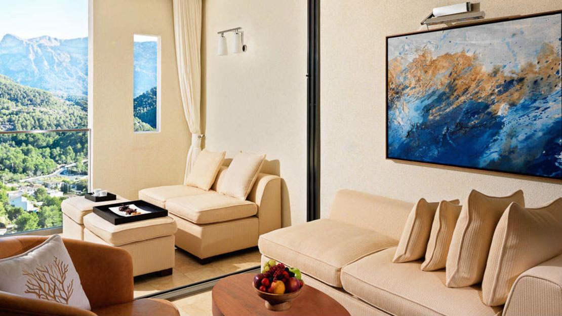 Junior Suite Mountain View
