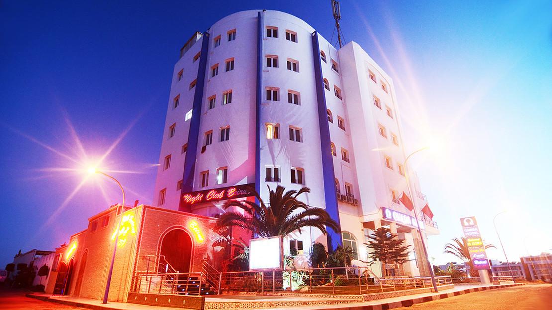 Omega Hotel - Agadir