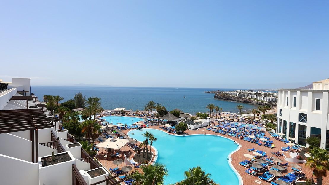 Sandos Papagayo Beach Resort Hotel Lanzarote