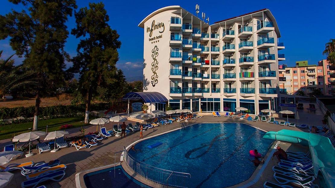 Infinity Beach Hotel - Turkey