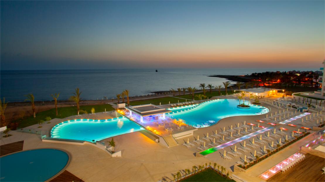 King Evelthon Beach Hotel Paphos Holidays 2019 2020