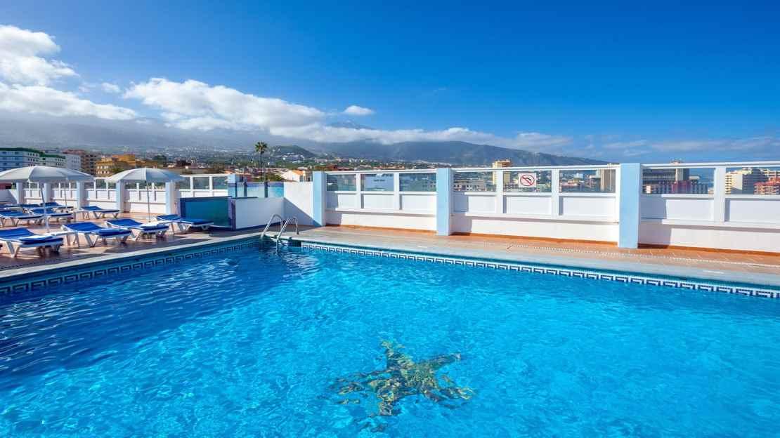HC Hotel Magec - Puerto de la Cruz, Tenerife