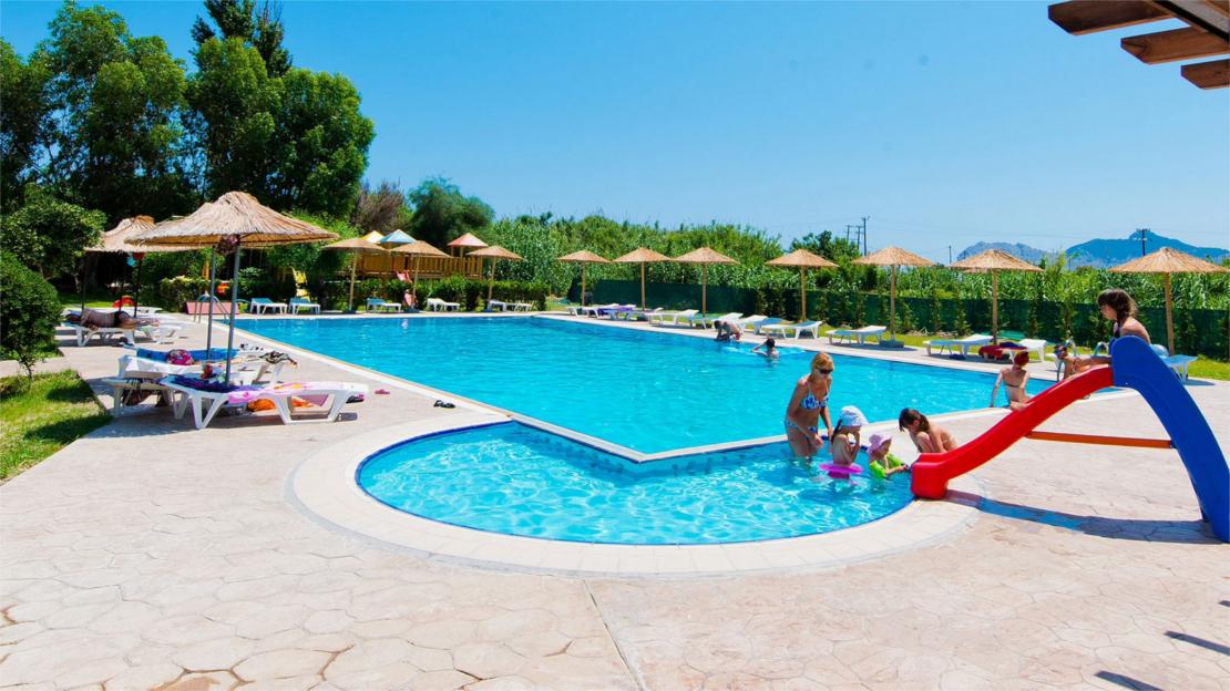 Aelia Resort - Rhodes