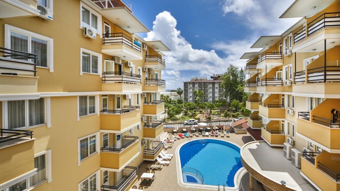 Kleopatra Ada Hotel - Antalya