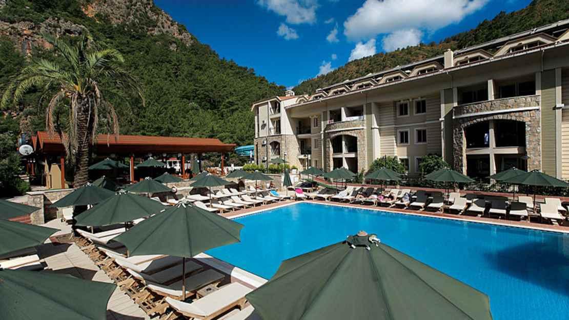 Julian Forest Suites - Icmeler, Turkey