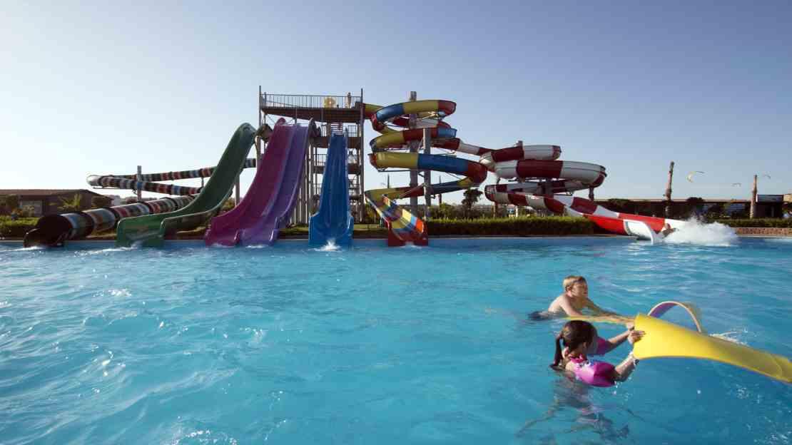 Caesar Palace Hotel and Aqua Park - Egypt