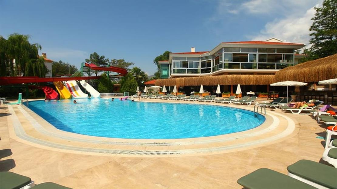 Telmessos Select Hotel - Oludeniz, Turkey