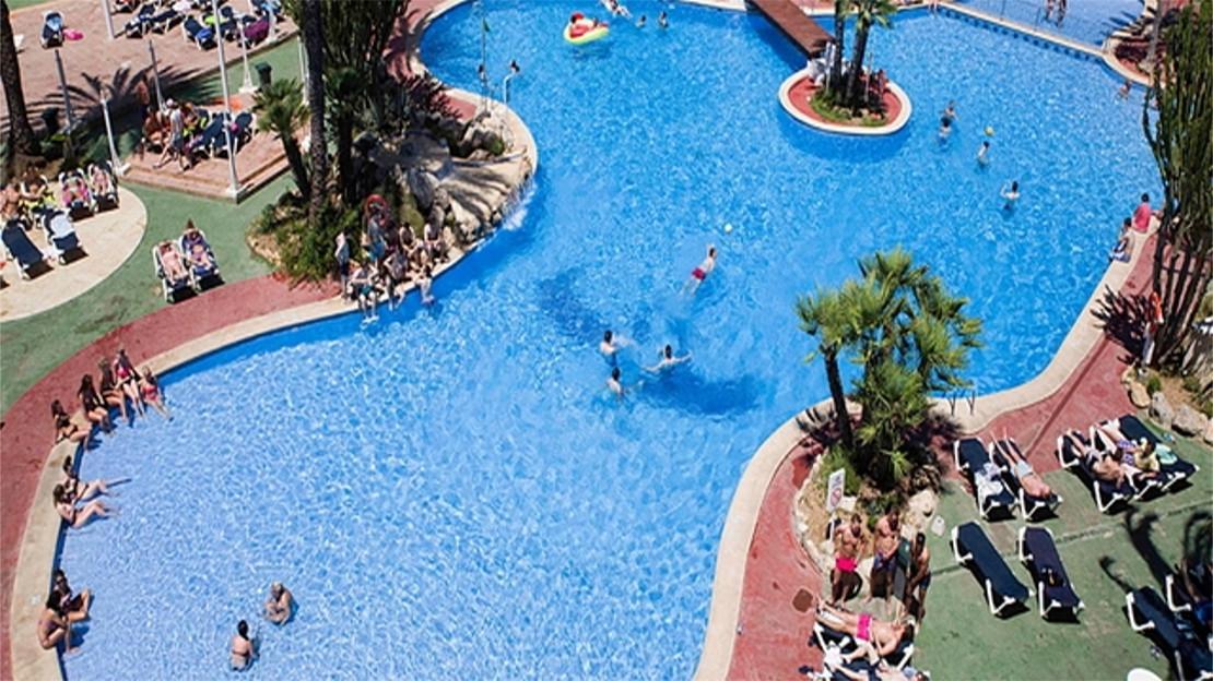 BCM Hotel - Magaluf, Majorca