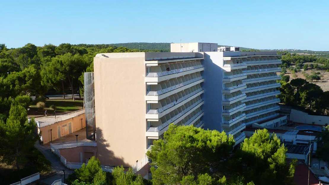 Hotel Barracuda in Magaluf - Majorca