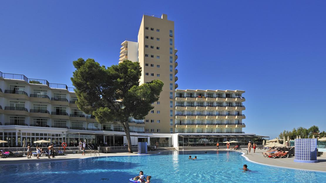 Sol Barbados Hotel in Magaluf - Majorca