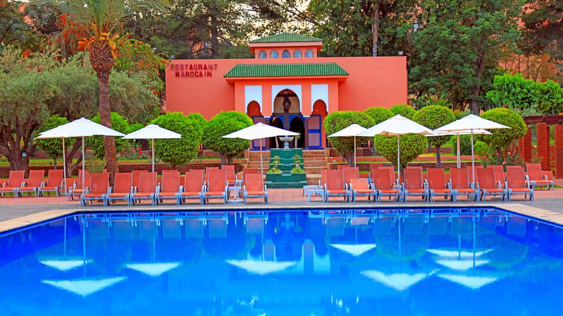Labranda Rose Aqua Parc - Marrakech
