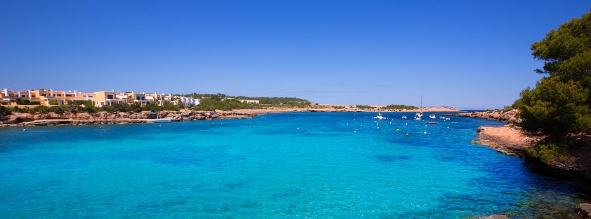 Port D'Es Torrent, Ibiza