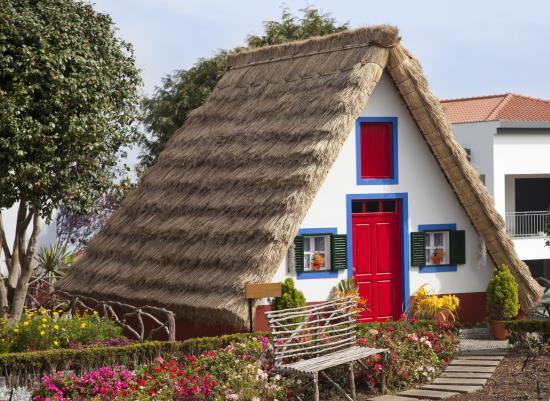 Santana Village, Madeira