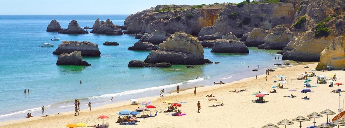 Club Praia da Rocha, Algarve